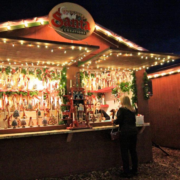 Cambria Christmas Market